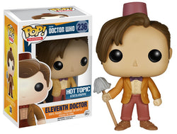 Funko Pop! Doctor Who  11th Doctor w/ Mop 236