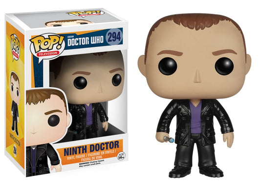 Funko Pop Doctor Who 9th Doctor 294