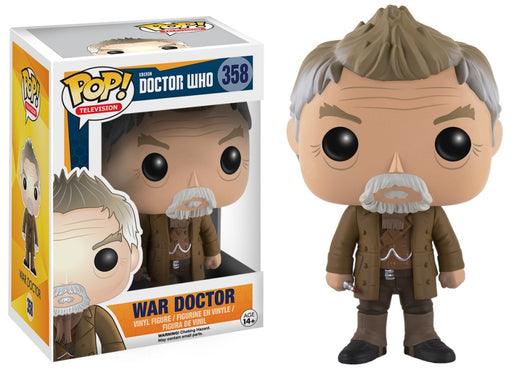 Funko Pop!  Doctor Who War Doctor 358