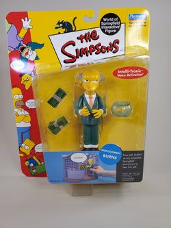 The Simpsons Mr. Burns, Charles Montgomery Burns