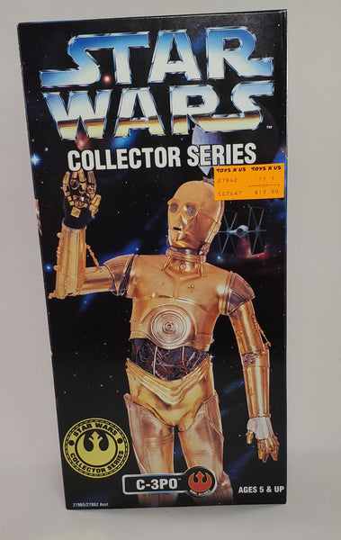 Star Wars Collector Series 12 in C-3PO Figure