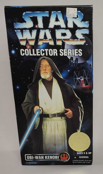 Star Wars Collector Series 12 in Obi-Wan Kenobi Figure