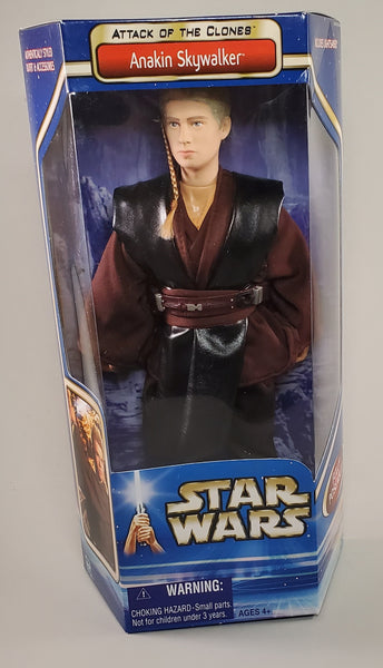 Attack of the Clones 12 in Anakin Skywalker Figure