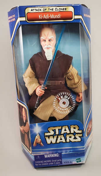 Attack of the Clones 12 in Ki-Adi Mundi
