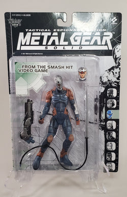 Metal Gear Solid Ninja Figure