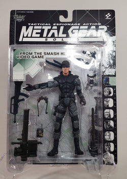 Metal Gear Solid Solid Snake Figure