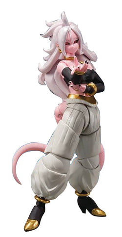 DRAGONBALL FIGHTER Z ANDROID 21 S.H.FIGUARTS
