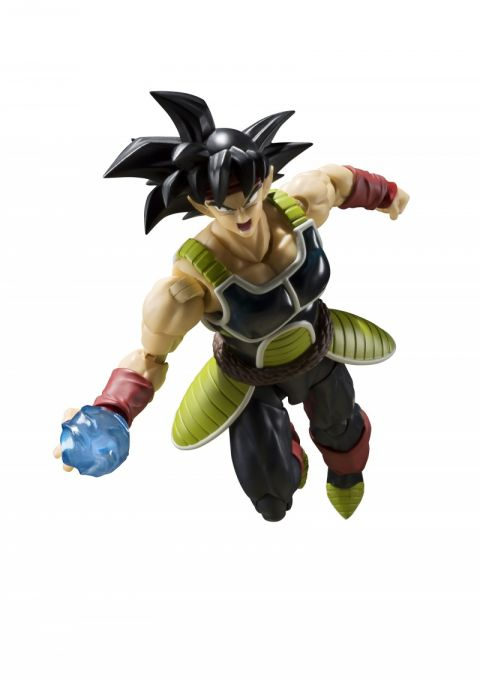 Dragon Ball Z: Bardock S.H. Figuarts Action Figure