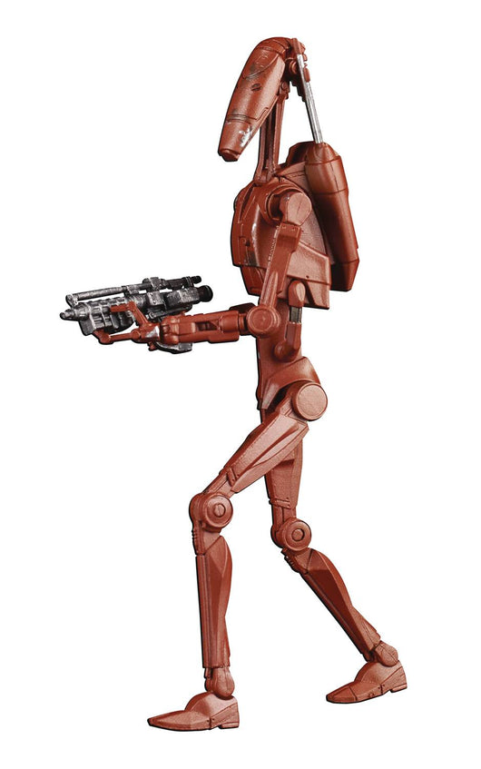 SW E2 BLACK SERIES BATTLE DROID 6IN Figure