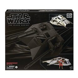 SW BLACK 6IN SCALE SNOWSPEEDER
