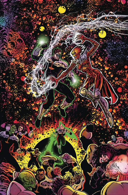 GREEN LANTERN BLACKSTARS #3 (OF 3)
