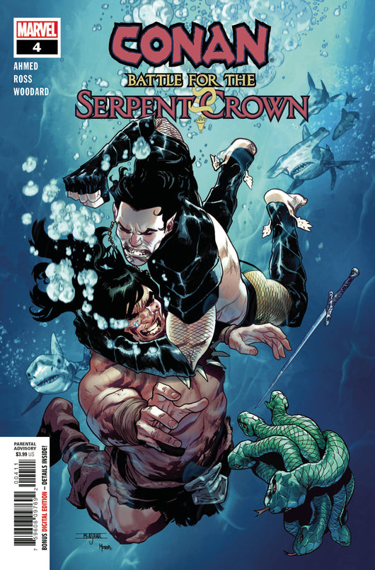 CONAN BATTLE FOR SERPENT CROWN #4 (OF 5)