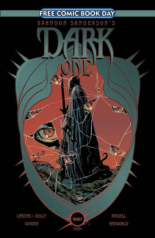 FCBD 2020 BRANDON SANDERSON DARK ONE #1