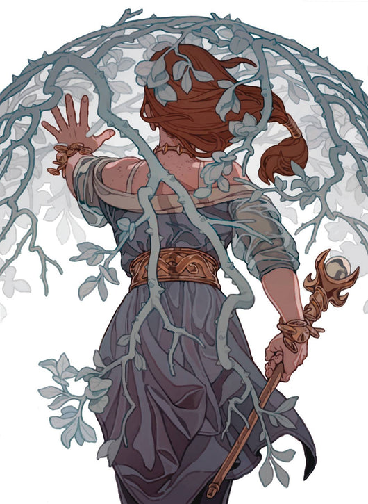 DRAGON AGE BLUE WRAITH #3 (OF 3)