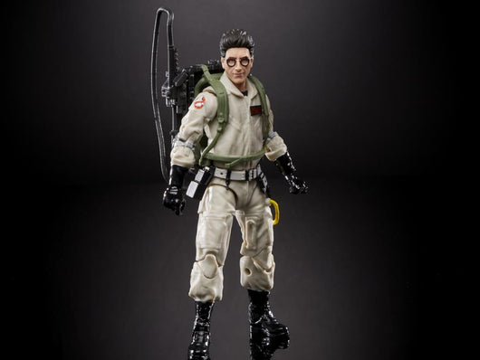 GHOSTBUSTERS PLASMA SERIES SPENGLER 6IN AF