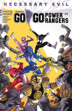 GO GO POWER RANGERS #29