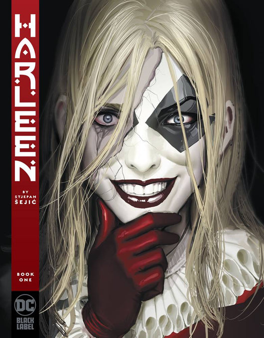 HARLEEN #1 (OF 3)