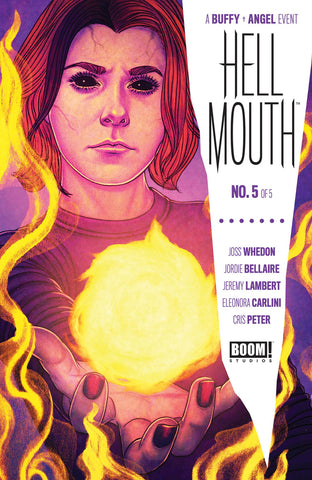 BUFFY VAMPIRE SLAYER ANGEL HELLMOUTH #5