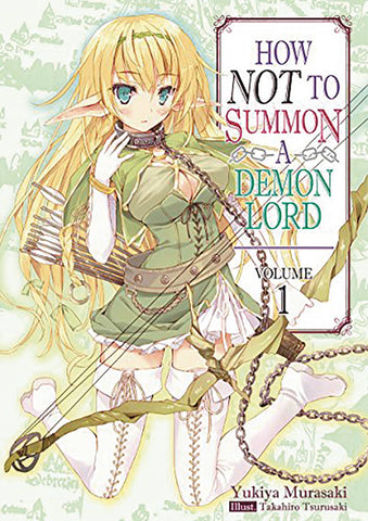 HOW NOT TO SUMMON DEMON LORD GN VOL 01