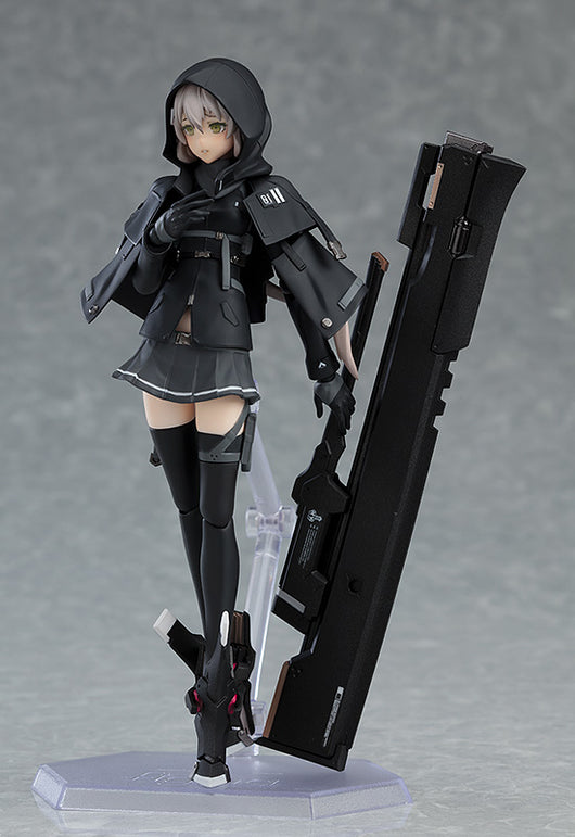 HEAVILY ARMED HIGH SCHOOL GIRLS ICHI ANOTHER FIGMA AF