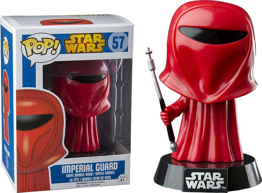 Imperial Guard Pop Vinyl Pop Star Wars #57