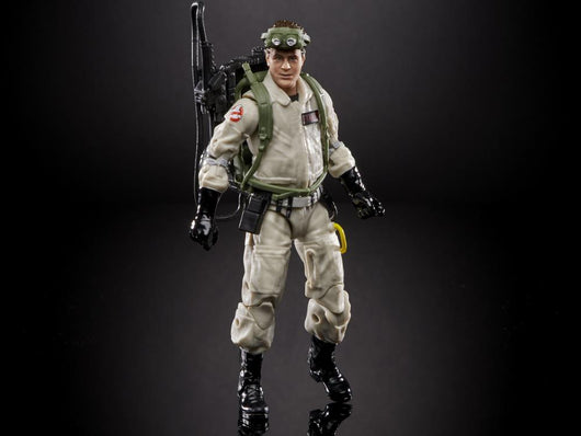 GHOSTBUSTERS PLASMA SERIES RAY STANTZ 6IN AF