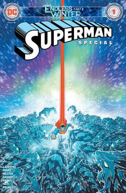 SUPERMAN ENDLESS WINTER SPECIAL #1 (ONE SHOT) CVR A FRANCIS MANAPUL (ENDLESS WINTER)