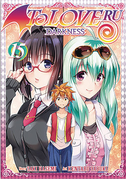 TO LOVE RU DARKNESS GN VOL 15