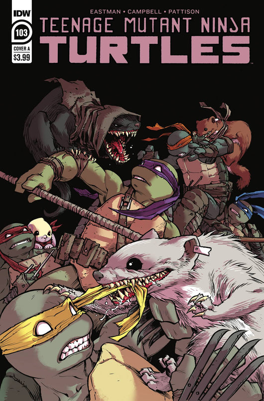 TMNT ONGOING #103