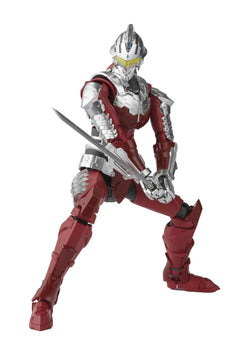 ULTRAMAN THE ANIMATION ULTRAMAN S.H.FIGUARTS SUIT 7