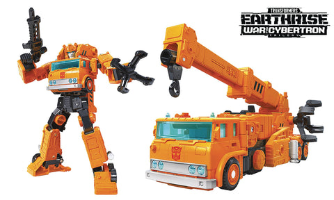 TRANSFORMERS GEN WFCE GRAPPLE VOYAGER
