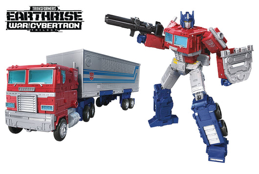 TRANSFORMERS GEN WFCE OPTIMUS PRIME LEADER