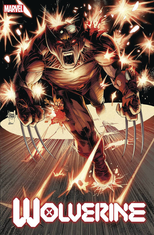 WOLVERINE #3  Marvel Comics 2020