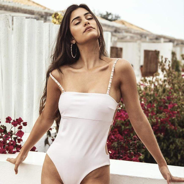 SANUR SWIMSUIT - the sea collective