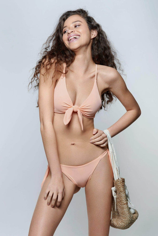 Stella Peach Bikini - the sea collective