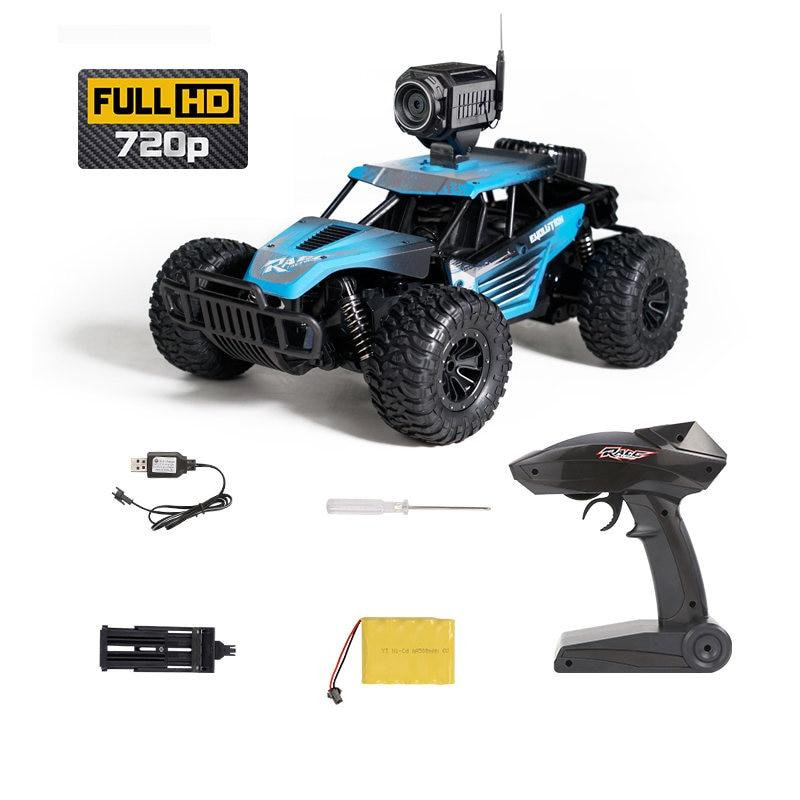 25km H Electric High Speed Racing Rc Car With Camera Hd 1 18 Radio Remote Con Prodsolving