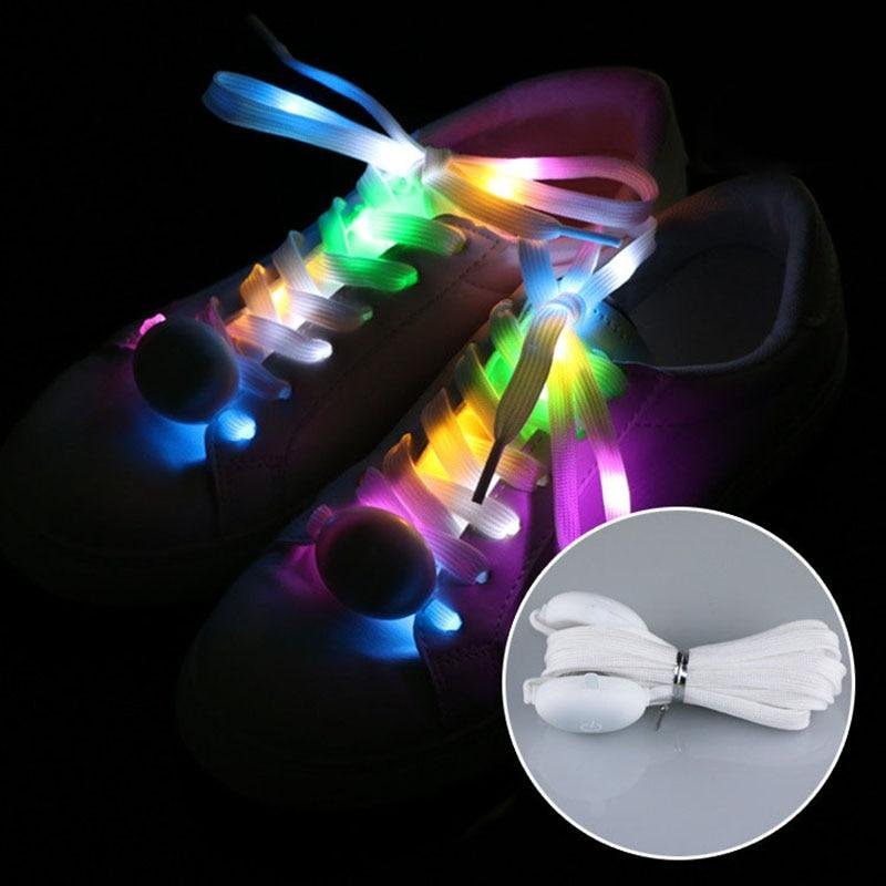 4-Mode LED Light Up Shoe Laces - PRODSOLVING