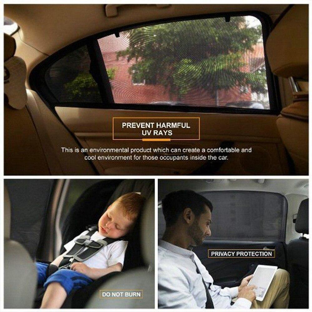 Car Window Sun Shade Curtain Auto - PRODSOLVING