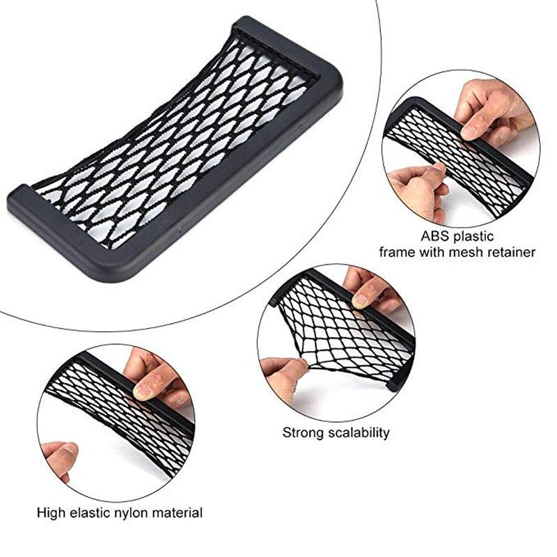 2pcs Car Net Pocket - PRODSOLVING