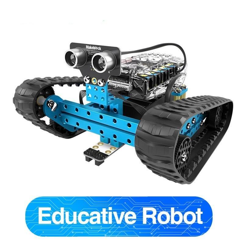 Makeblock Programmable mBot Ranger Robot Kit, 3 in 1 Programmable Robotic for Kids - PRODSOLVING