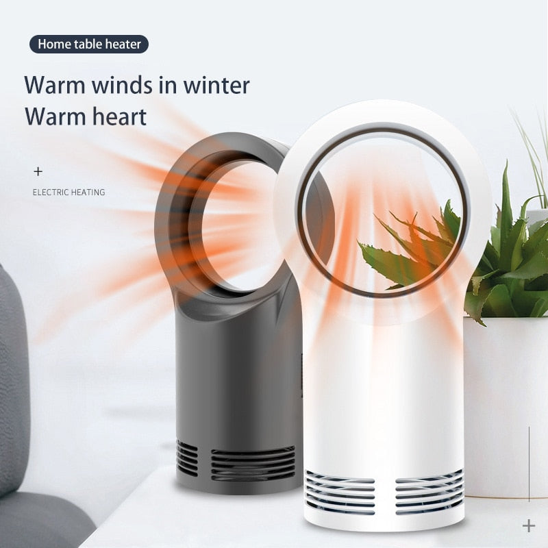 Mini Electric Heaters Portable For Office Bed Room Heater Christmas Gifts