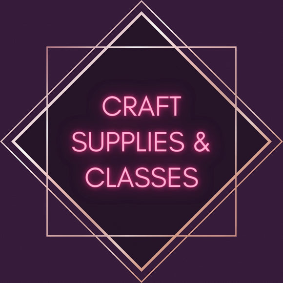 Craft Supplies & Classes