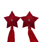 Class Pastie-Making Class - Learn How To Make an Awesome Spinning Pair of Pasties! - Showgirl Sparkle Love & Passion