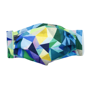 Cloth Mask Origami Fabric Mask - Showgirl Sparkle
