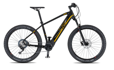 "4 EverBikes ENNYX 1 EBIKE 27,5""PLUS BLACK GOLD Vtt Cross Country Electric"