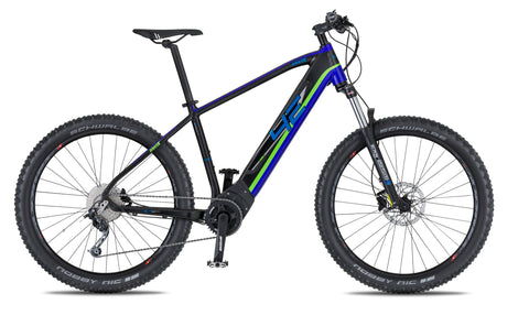 "4 EverBikes ENNYX 3 27,5""PLUS  E-BIKES Vtt Cross Country Electric"