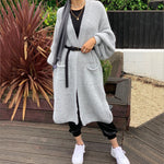 Kaycee Long Cardigan Coat