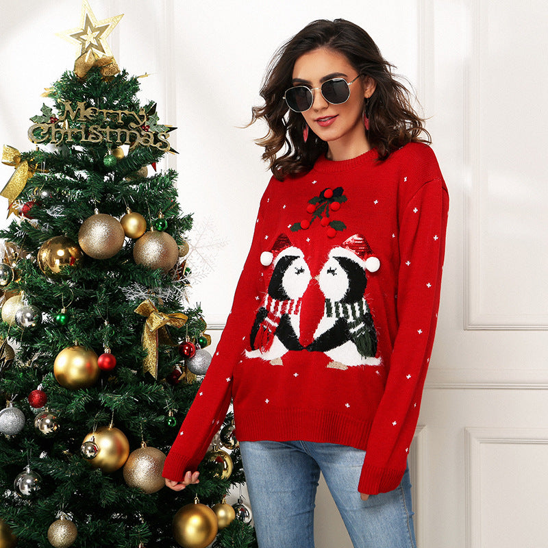 Melinda Christmas Sweater