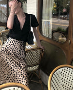 Leah High Waist Skirt