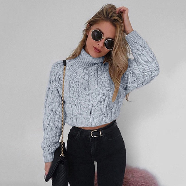 Knita Turtleneck Jumper
